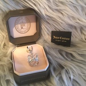 New Juicy Couture Purse Charm
